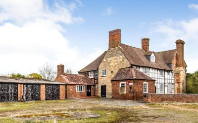 Allesborough House (Formally Farmhouse) Pershore, Worcestershire – Grade II Listed
