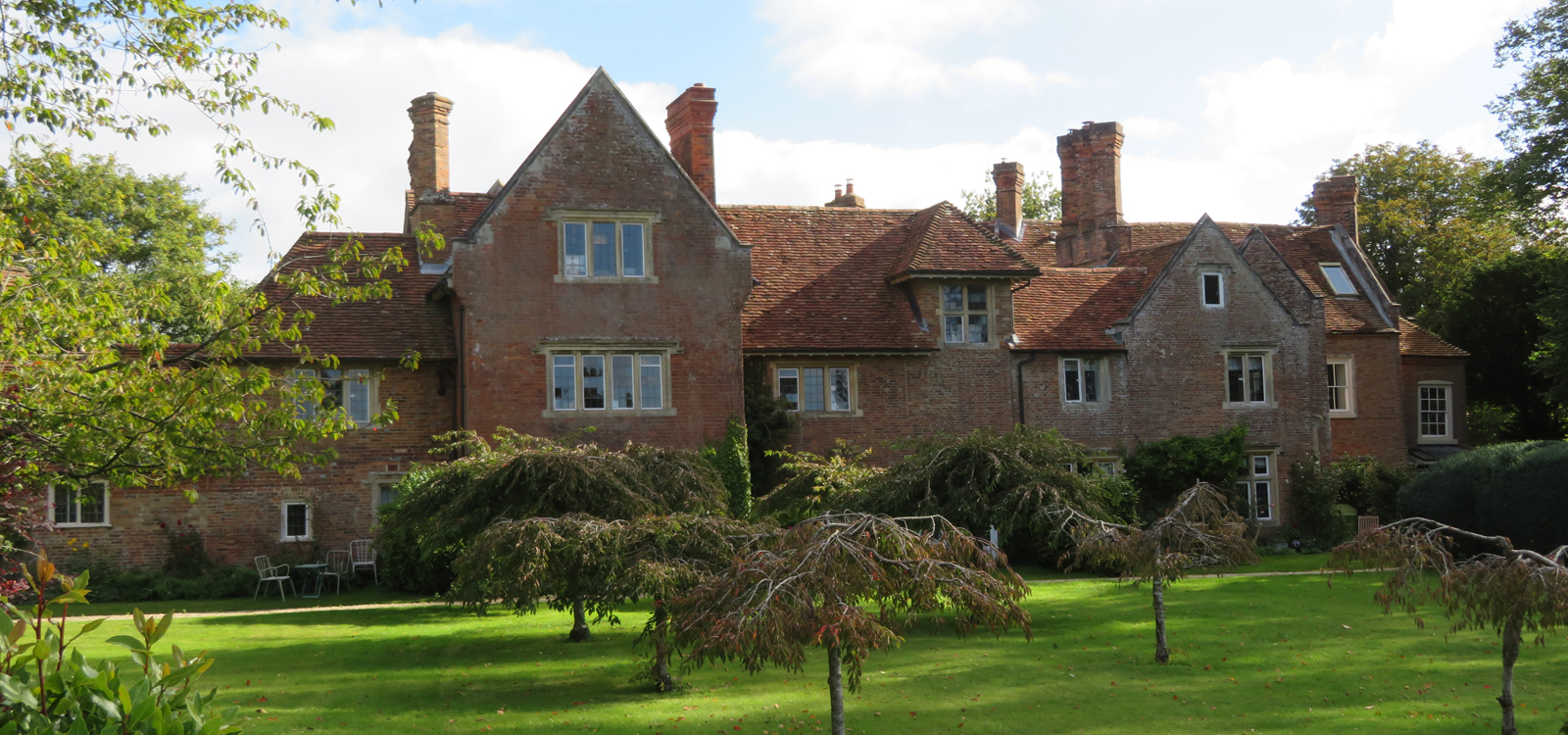 condition survey for a manor in Oxfordshire