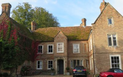 Grade II* Listed Manor House, Oxfordshire – Level 3 Plus Condition Survey